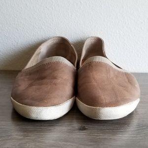 Frye Shoes - Frye Flats Slip Ons Leather Sz. 8